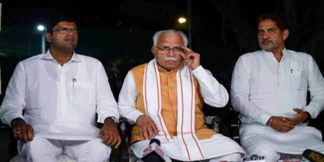 After JJP promised Deputy CM post, BJP MLAs want Anil Vij as second deputy CM