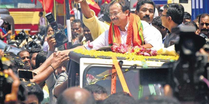 BJP's approach towards Kerala needs to be changed: Muraleedharan