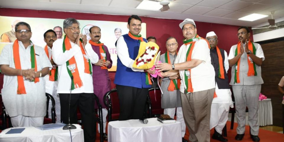 No Govt Can be Formed Without BJP: Devendra Fadnavis