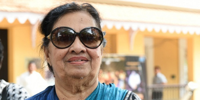 Ex-Goa minister Victoria passes away at 85