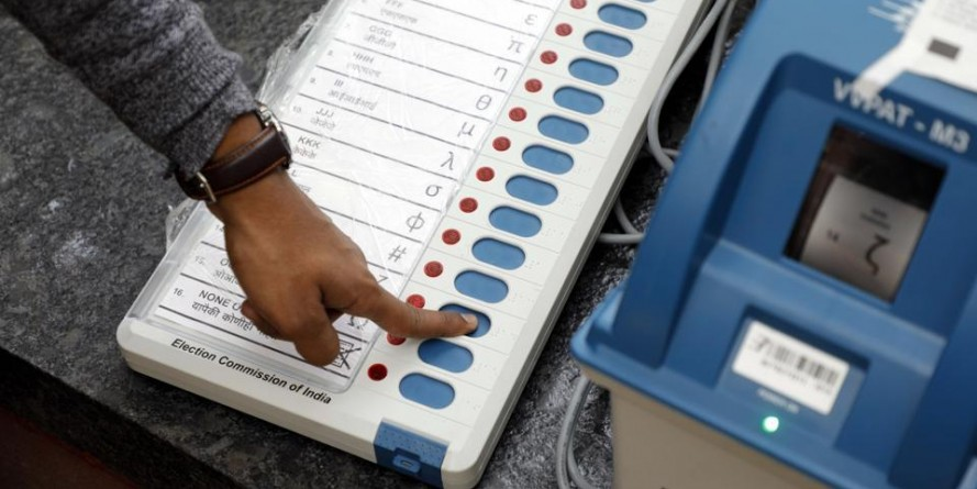 Re-poll at 12 polling stations records 87.12% voter turnout