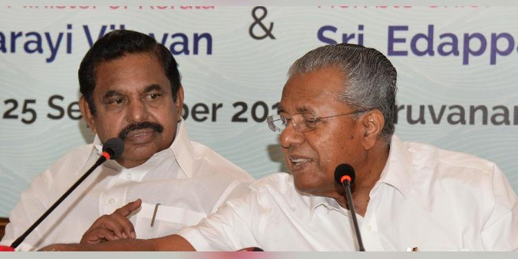 Kerala and TN to review a 60 years old Water Sharing Agreement