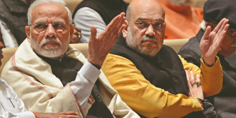 Wondering how Amit Shah dismantled #Article370 so fast and furiously?