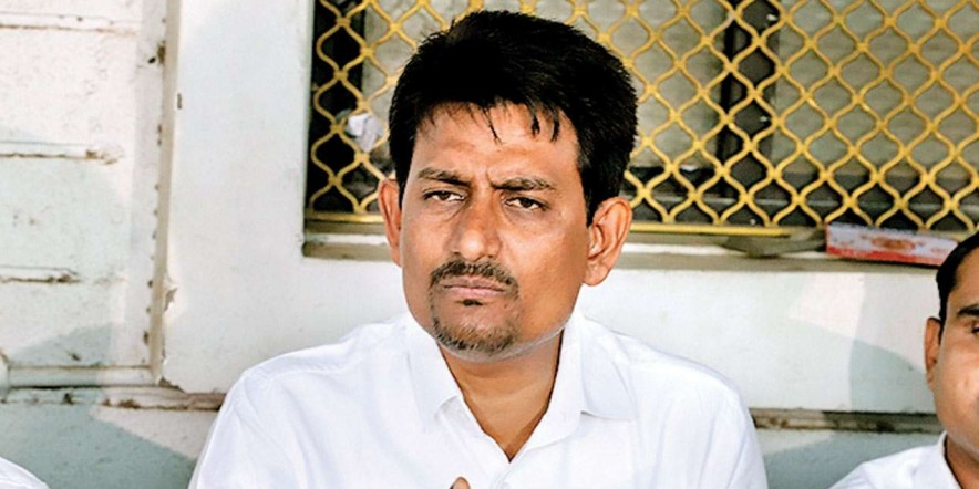 Alpesh Thakor says not joining BJP, criticises Congress's disconnect from voters