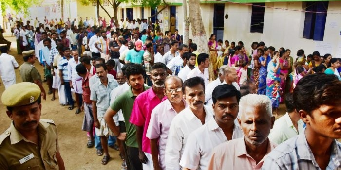 Assembly Election 2019 Exit Poll Updates: 70% votes cast in seven polling stations in Andhra Pradesh