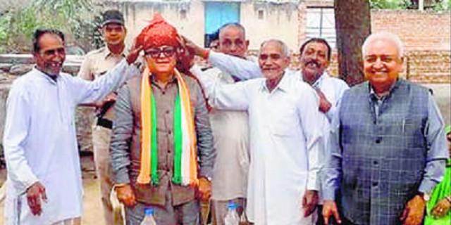राव चुनाव जीतकर वापस नहीं लौटे : अजय यादव