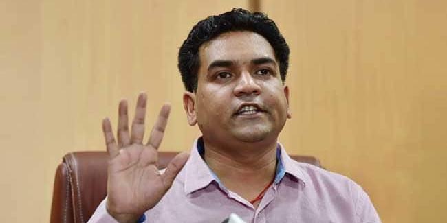 चिदंबरम की गिरफ्तारी के बहाने कपिल मिश्रा ने केजरीवाल पर साधा निशाना