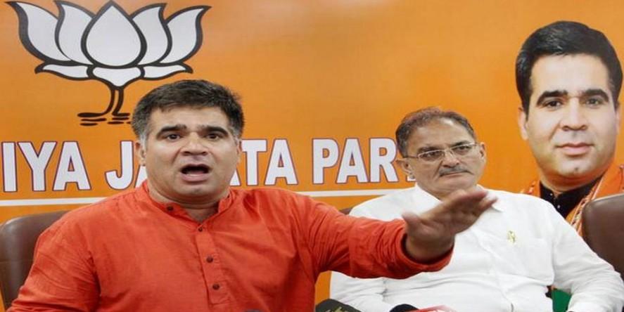जम्मू कश्मीर के BJP अध्यक्ष ने कहा- 370 और 35A को जल्द हटाने के पक्ष में है पार्टी