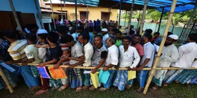 असम में आज 10 बजे जारी होगी नागरिकों की लिस्ट, पिछले साल ड्राफ्ट से बाहर 41 लाख लोगों का होगा फैसला