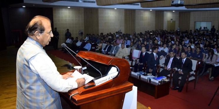 Non-violence can reduce conflict and anger at every levels: Assam Governor
