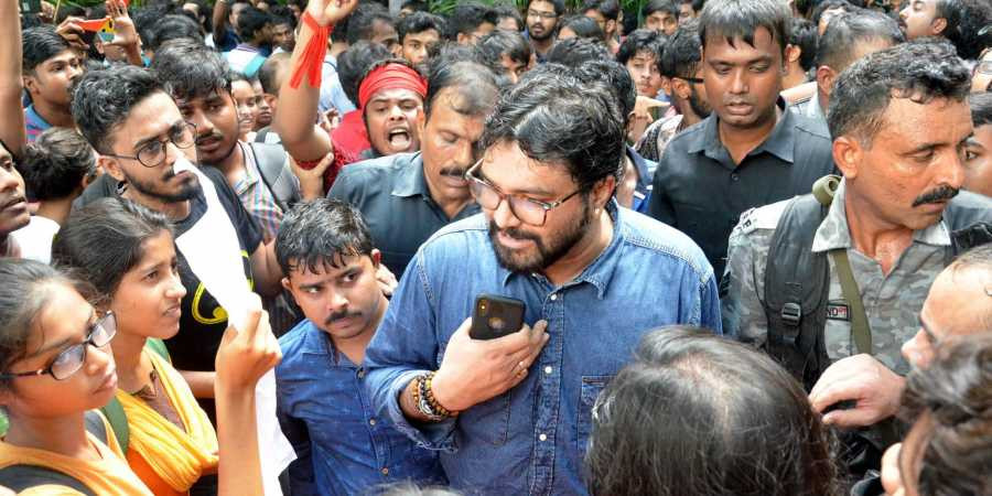 AFSU of Jadavpur University Files a Complaint against Babul Supriyo