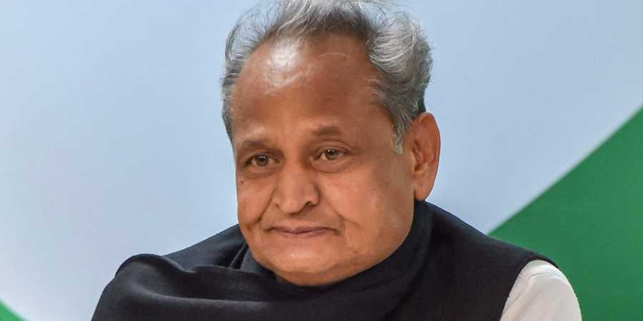 CWC meeting: Rajasthan CM Ashok Gehlot rules himself out of race for Congress chief