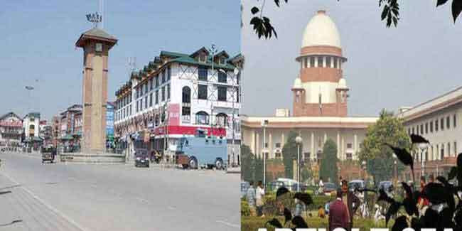 15 अगस्त के बाद जम्मू कश्मीर को अनुच्छेद 35ए से आजाद करने के लिए बनेगा रोडमैप