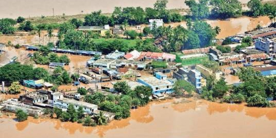 High alert sounded in Odisha districts for likely flood