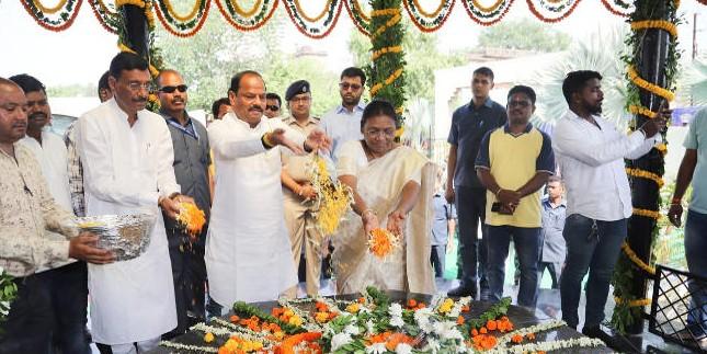 पुण्यतिथि पर देश ने भगवान बिरसा मुंडा को याद किया, गृह मंत्री अमित शाह ने कही यह बात