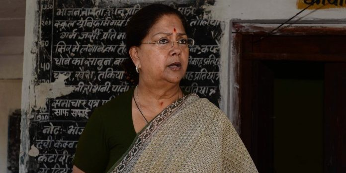 The incredible loneliness of Vasundhara Raje – once the top woman in Rajasthan