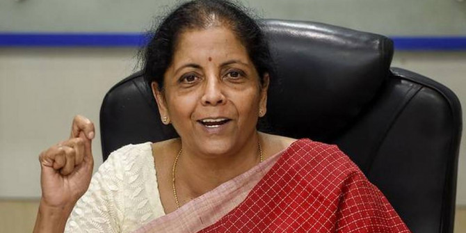 FM Sitharaman: Economy to boost up in oct-march period