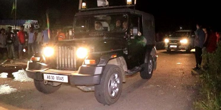 Assam minister Himanta's convoy kills 2 bikers, injures 1