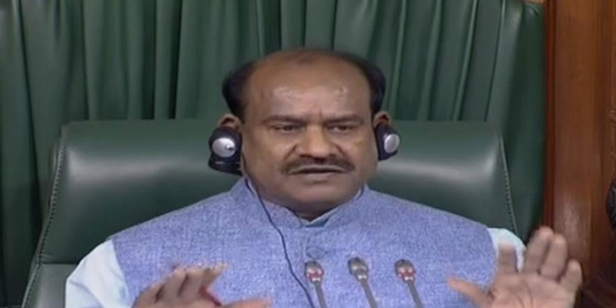 लोकसभा अध्यक्ष ने TMC सांसद से कहा- पश्चिम बंगाल सरकार की नहीं करें मार्केटिंग