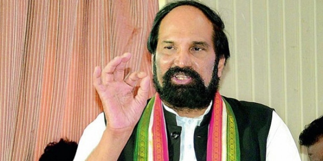 TRS Govt Has Been An Utter Flop: Uttam