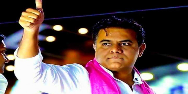 KTR's plan: 2020 to be a Artificial Intelligance year