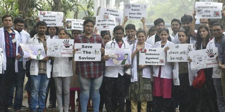 Bengal Doctors' Protest Spreads, Health Services Hit In Delhi, Mumbai