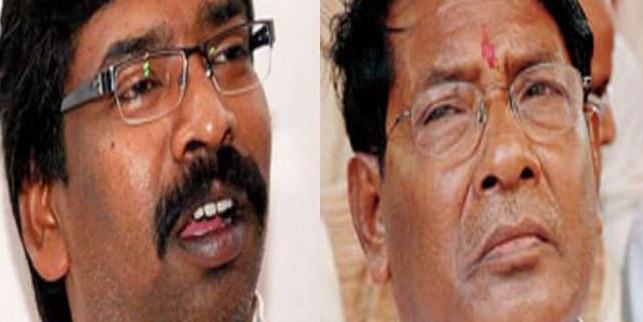 Jharkhand Assembly Election 2019: महागठबंधन में फिर सिर फुटव्वल, झामुमो-कांग्रेस का अपनी डफली-अपना राग