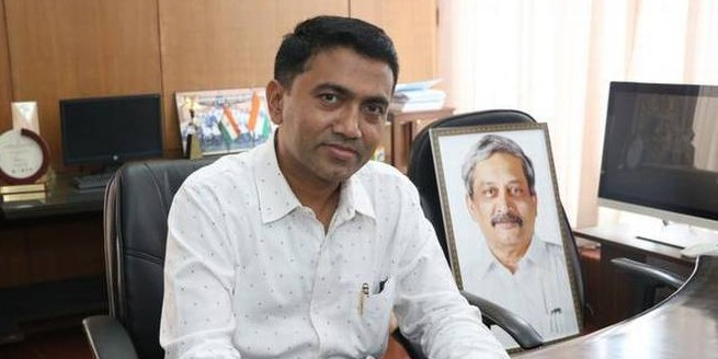 Want to work for Parrikar's adopted village: Goa CM