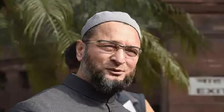 अमित शाह कांग्रेस मुक्त भारत नहीं बल्कि मुस्लिम मुक्त भारत बनाना चाहते हैं: असदुद्दीन ओवैसी