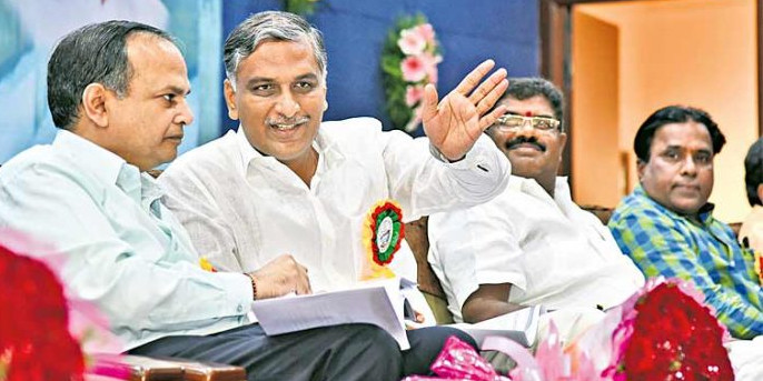 Telangana doing wonders in irrigation: T Harish Rao