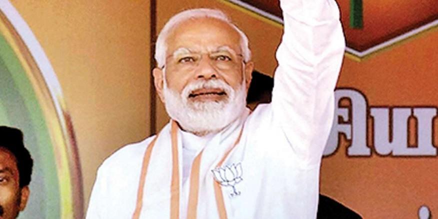 Lok Sabha Election 2019: PM Narendra Modi plays Sardar Patel card in Anand