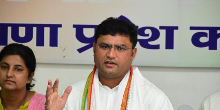 चुनाव से पहले सरकार पर हमला, कांग्रेस, जजपा और इनेलो ने चंडीगढ़ में लगाए भ्रष्टाचार के आरोप