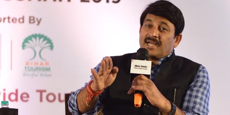 Kejriwal making 1984 victims homeless: Tiwari