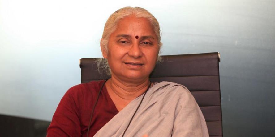 नर्मदा सत्याग्रह: मेधा पाटकर का 8वें दिन भी अनशन जारी, ठुकराया CM का आग्रह