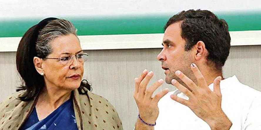 Sonia Gandhi takes charge in House as Congress faces vacuum