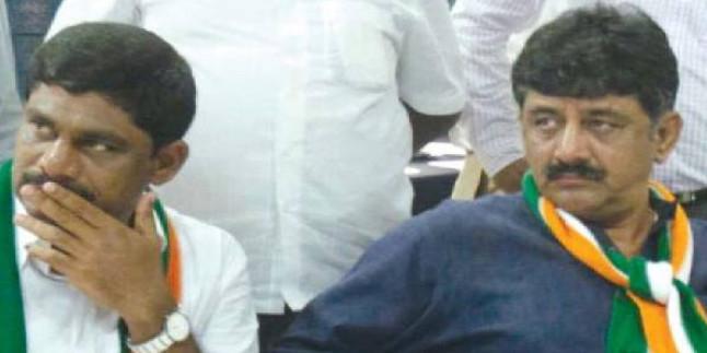 Now DK Shivakumar's brother on ED's Radar