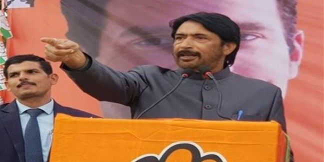 Congress has legacy of serving people equally: G A Mir