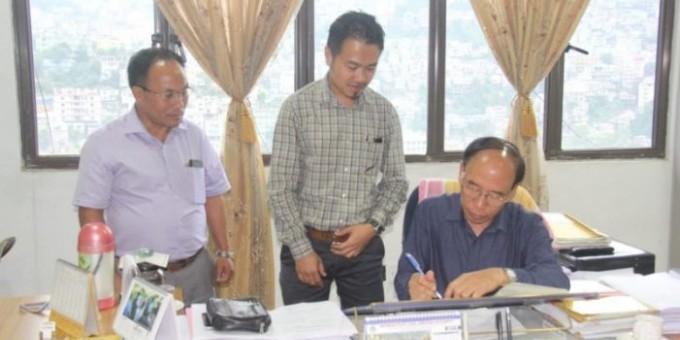 MoU to boost Mithun rearing in Mizoram