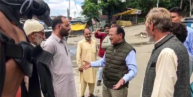 जम्मू कश्मीर का माहौल बिगाड़ना चाहता है पाकिस्तान, नहीं होने देंगे कामयाब : अजित डोभाल