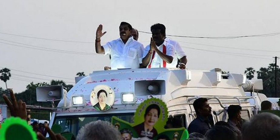 'AMMK contesting polls to ensure victory for DMK'