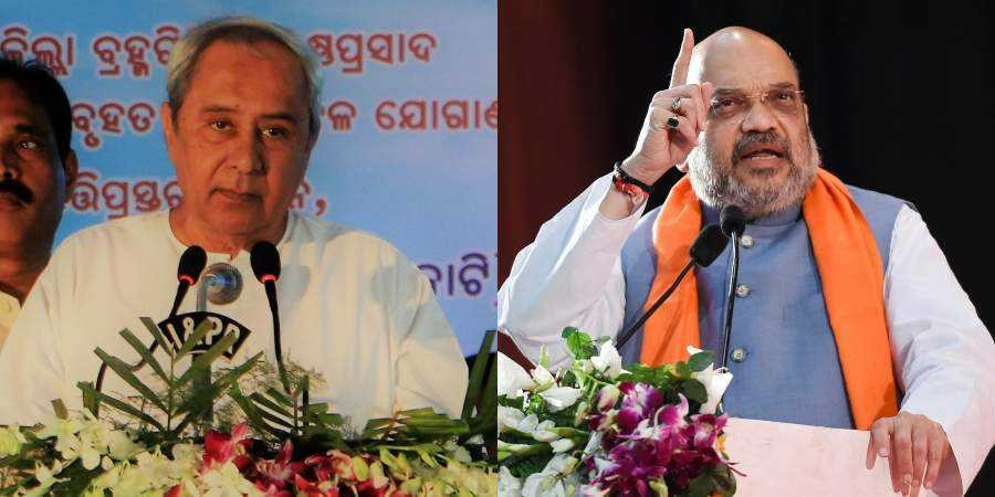 After PM Modi, Amit Shah heaps praise on CM Naveen Patnaik