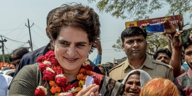 पीएम मोदी के संसदीय क्षेत्र वाराणसी में 15 मई को रोड शो करेंगी प्रियंका गांधी, 19 मई को है वोटिंग