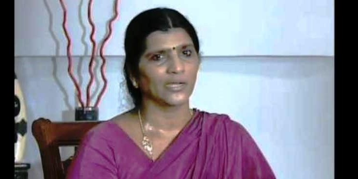 Naidu stopping release of 'Lakshmi's NTR' in Andhra: Lakshmi Parvathi hits out