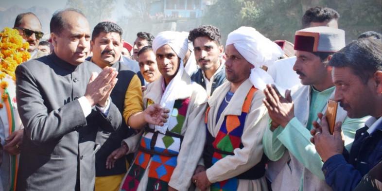 भाजपा की जीत से बिगड़ी कांग्रेसियों की दीवाली: जयराम ठाकुर