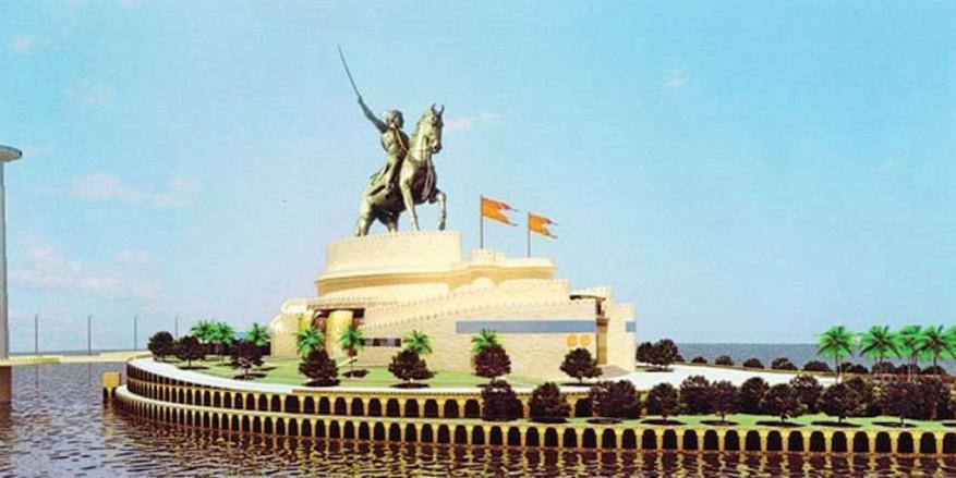 Opposition alleges irregularities, graft in Chhatrapati Shivaji Maharaj memorial project