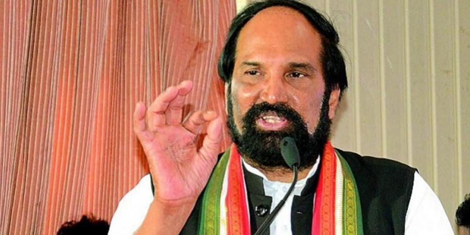Uttam demands Centre order CBI probe against K. Chandrasekhar Rao