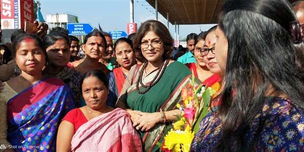 अनुमति न मिलने के बावजूद भाजपा कूचबिहार से रथयात्रा पर अडिग, बड़े नेताओं का आना शुरू