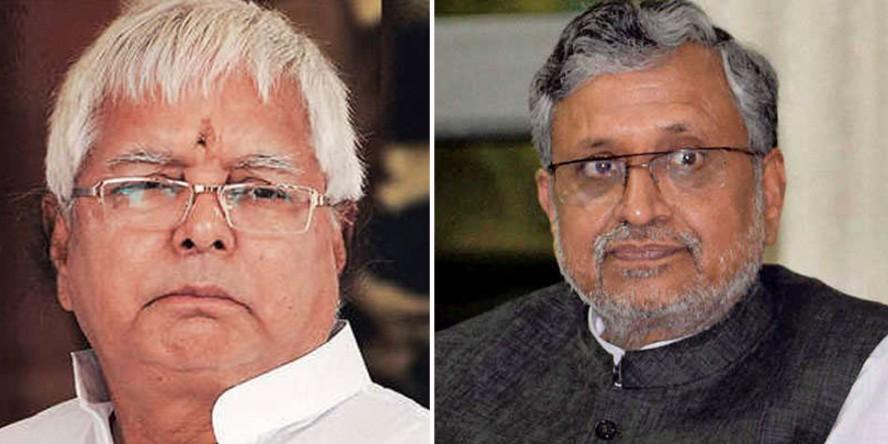सुशील मोदी का बड़ा आरोप, कहा- CBI की मदद के लिए अरुण जेटली से मिले थे लालू यादव