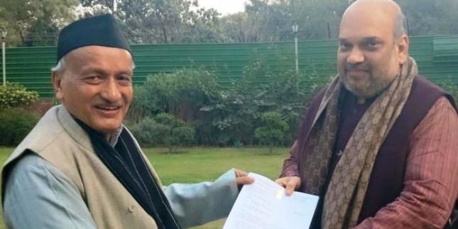 Bhagat Singh Koshyari to take oath as Governor this week