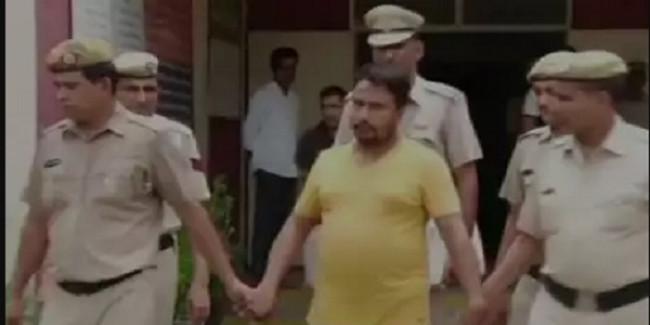 BJP MLA को ब्लैकमेल कर 3 करोड़ मांग रहा था पत्रकार, हुआ गिरफ्तार
